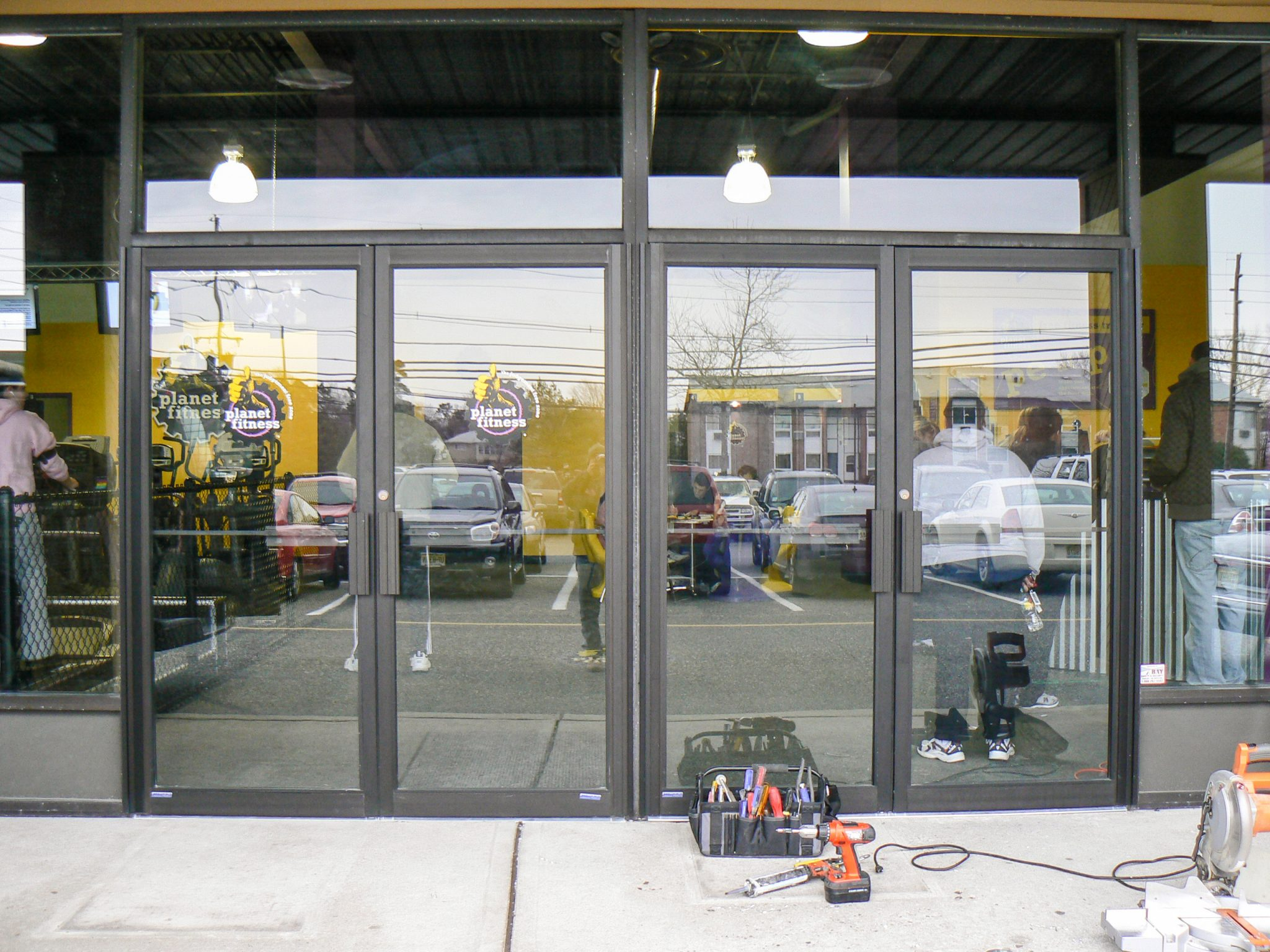 Commercial Glasswork In New Jersey Allied Glass Amp Mirror