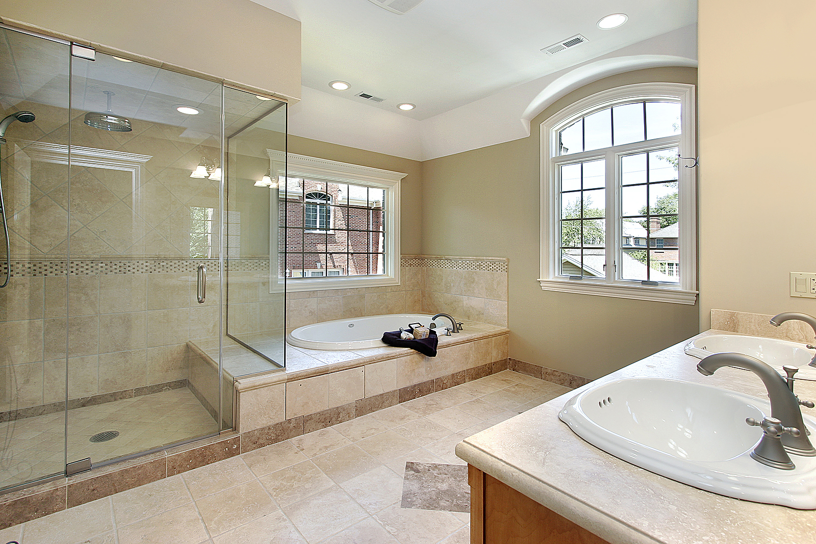 Custom Shower Door Specialists In New Jersey Allied Glass Mirror - Seamless bathroom shower doors