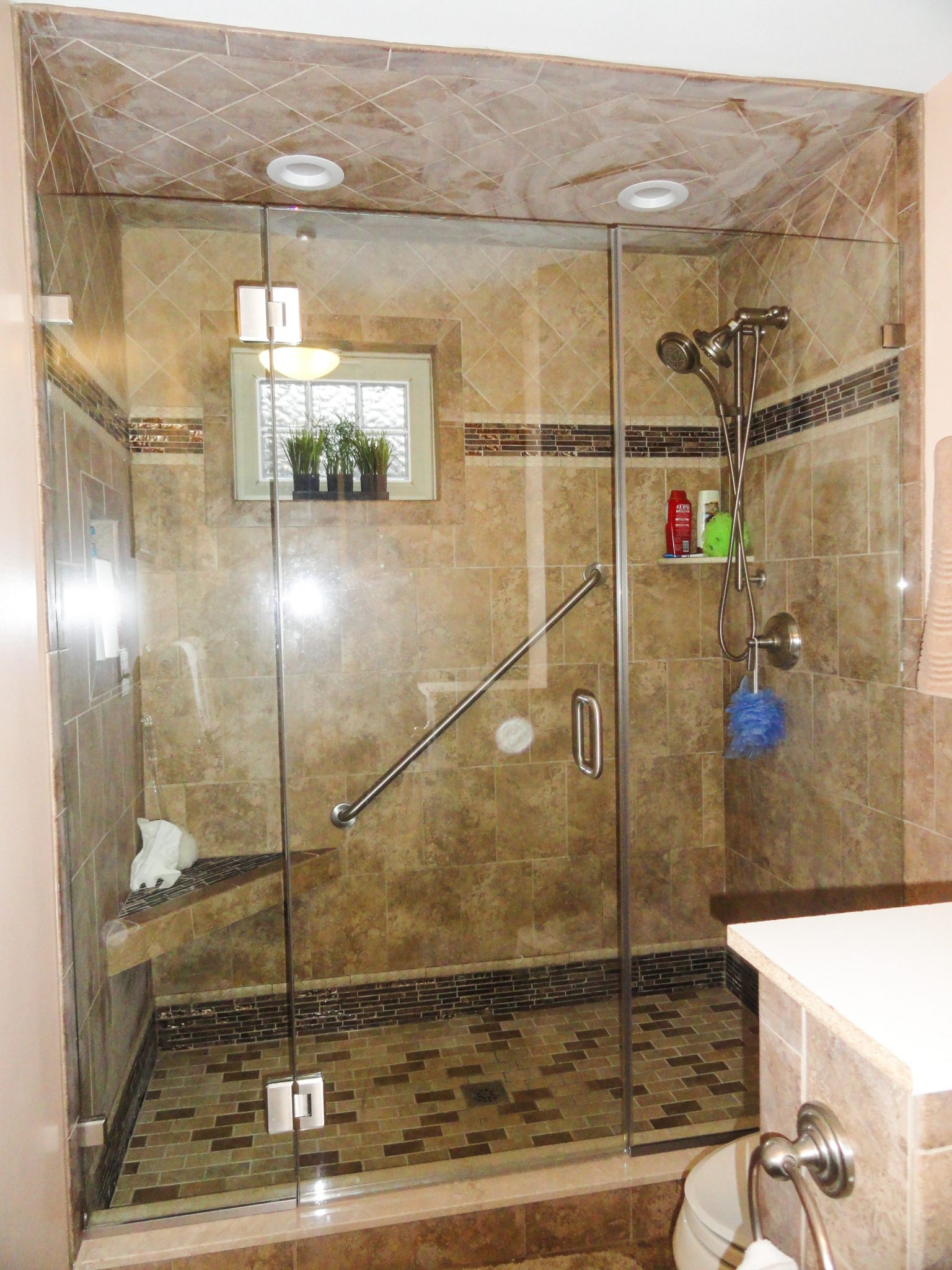 custom shower doors nj
