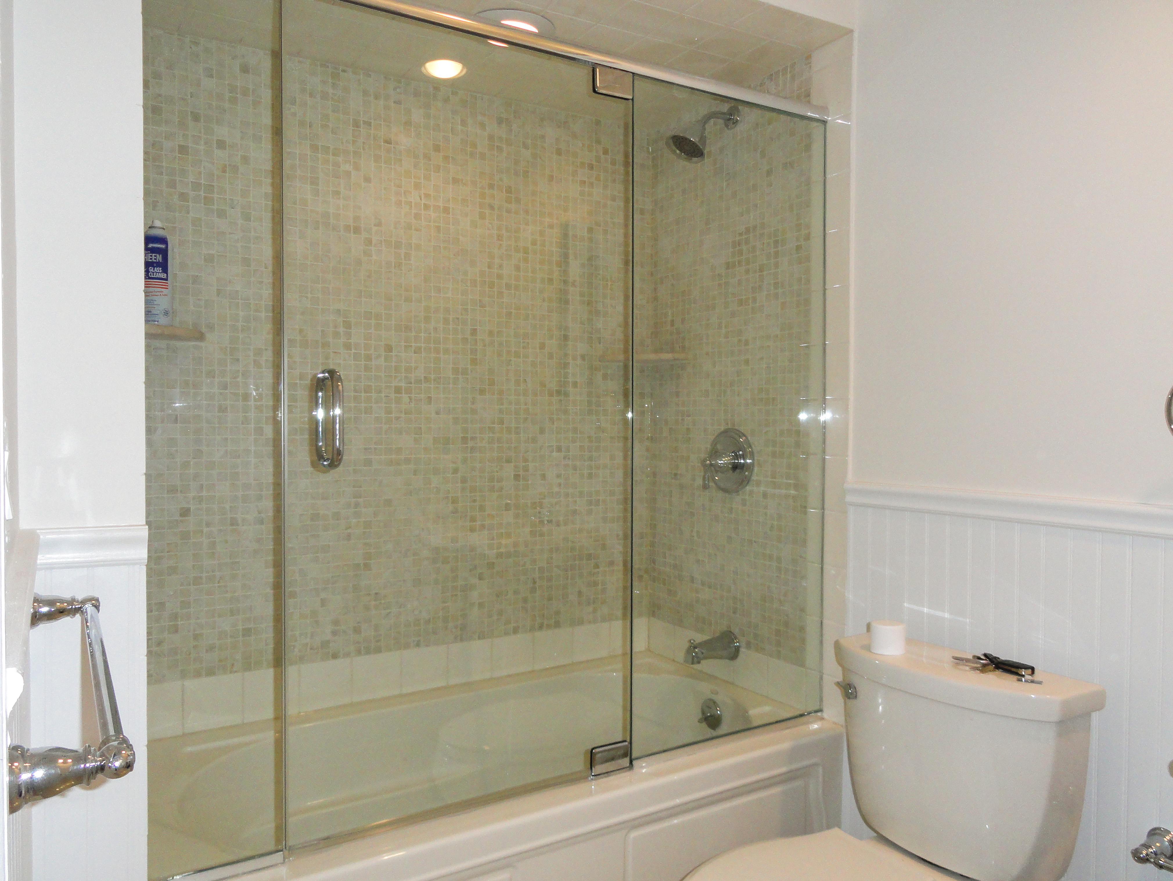 Family Safety Why You Need A Glass Shower Door