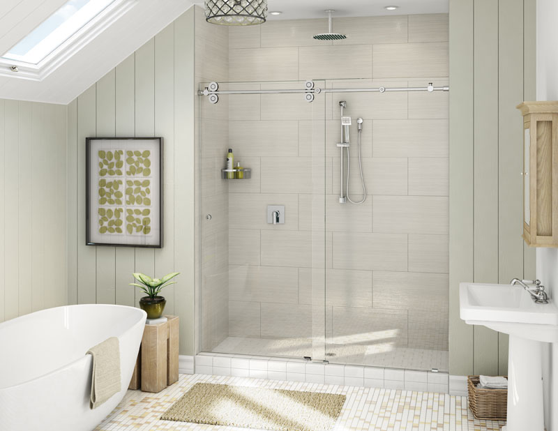 Keeping Your Frameless Glass Shower Doors Clean