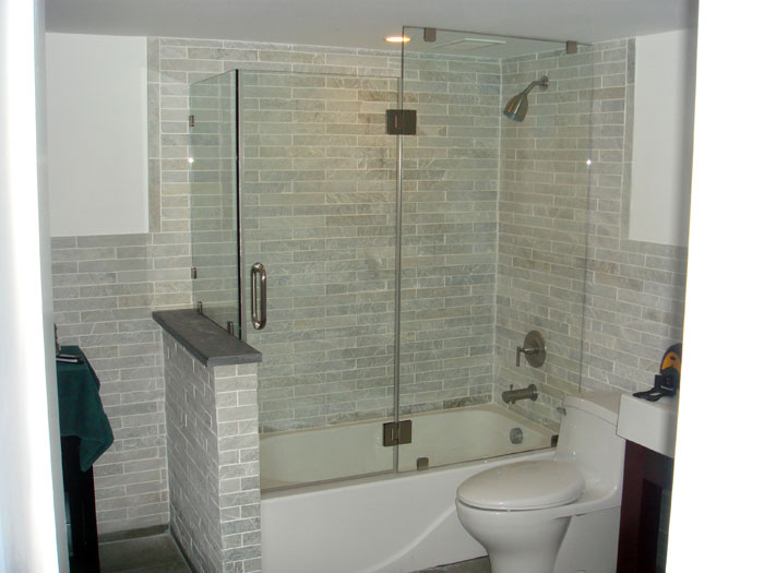 Tub Showers Doors In New Jersey Allied Glass Mirror