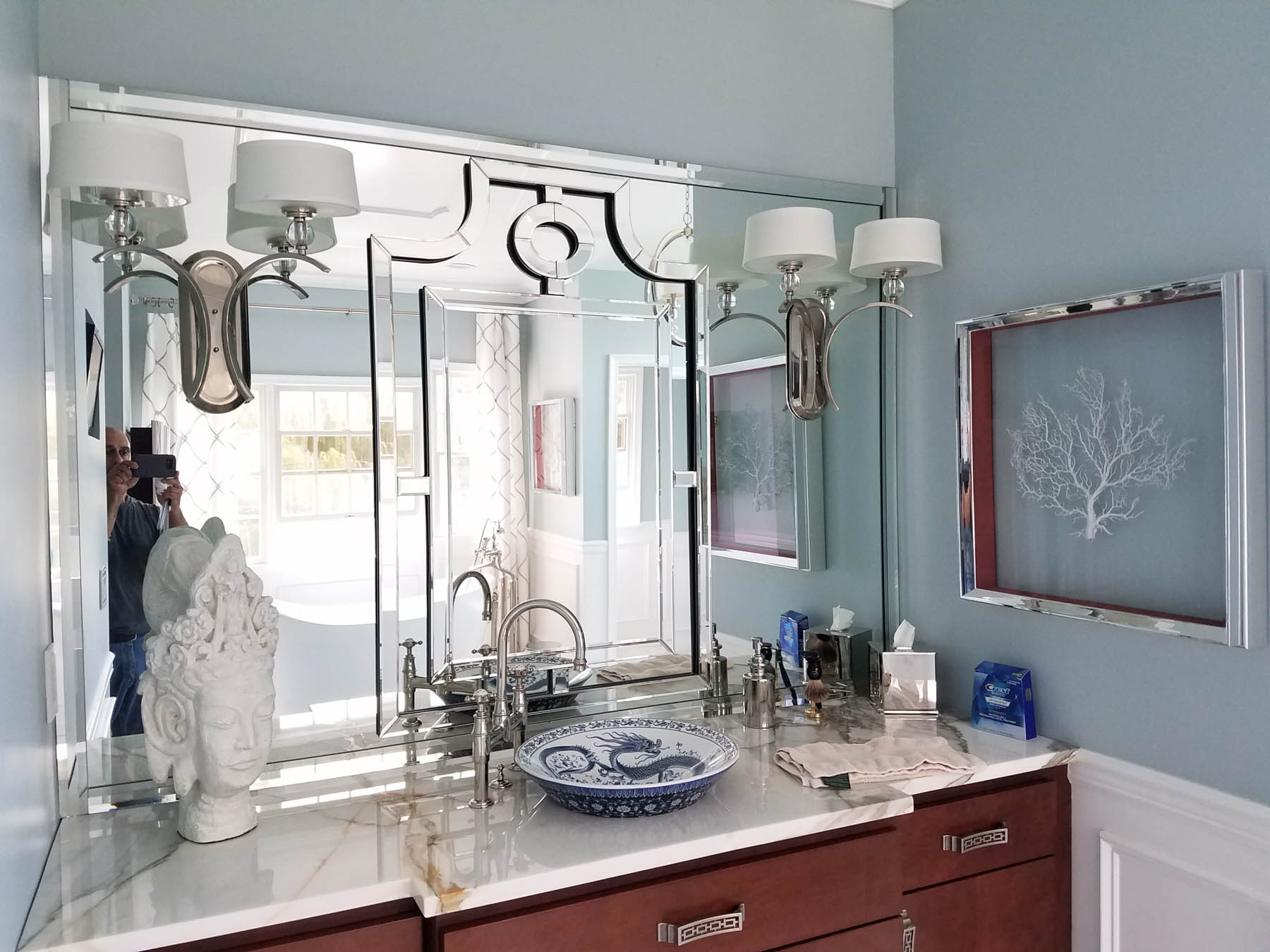 Custom Shower Door Specialists in New Jersey | Allied Glass & Mirror