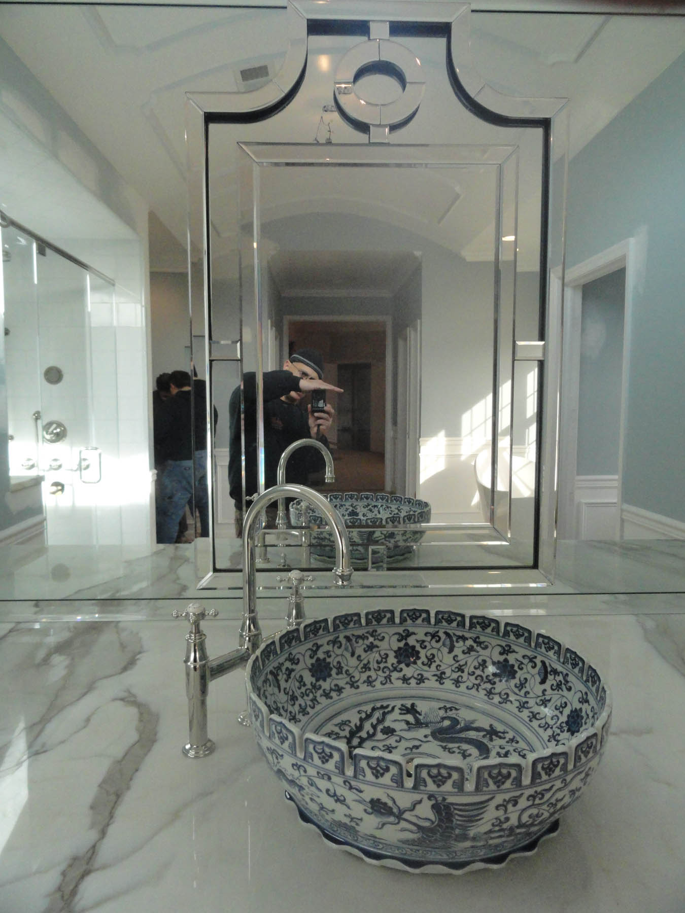 Mirror Installation Amp Design New Jersey Allied Glass And Mirror