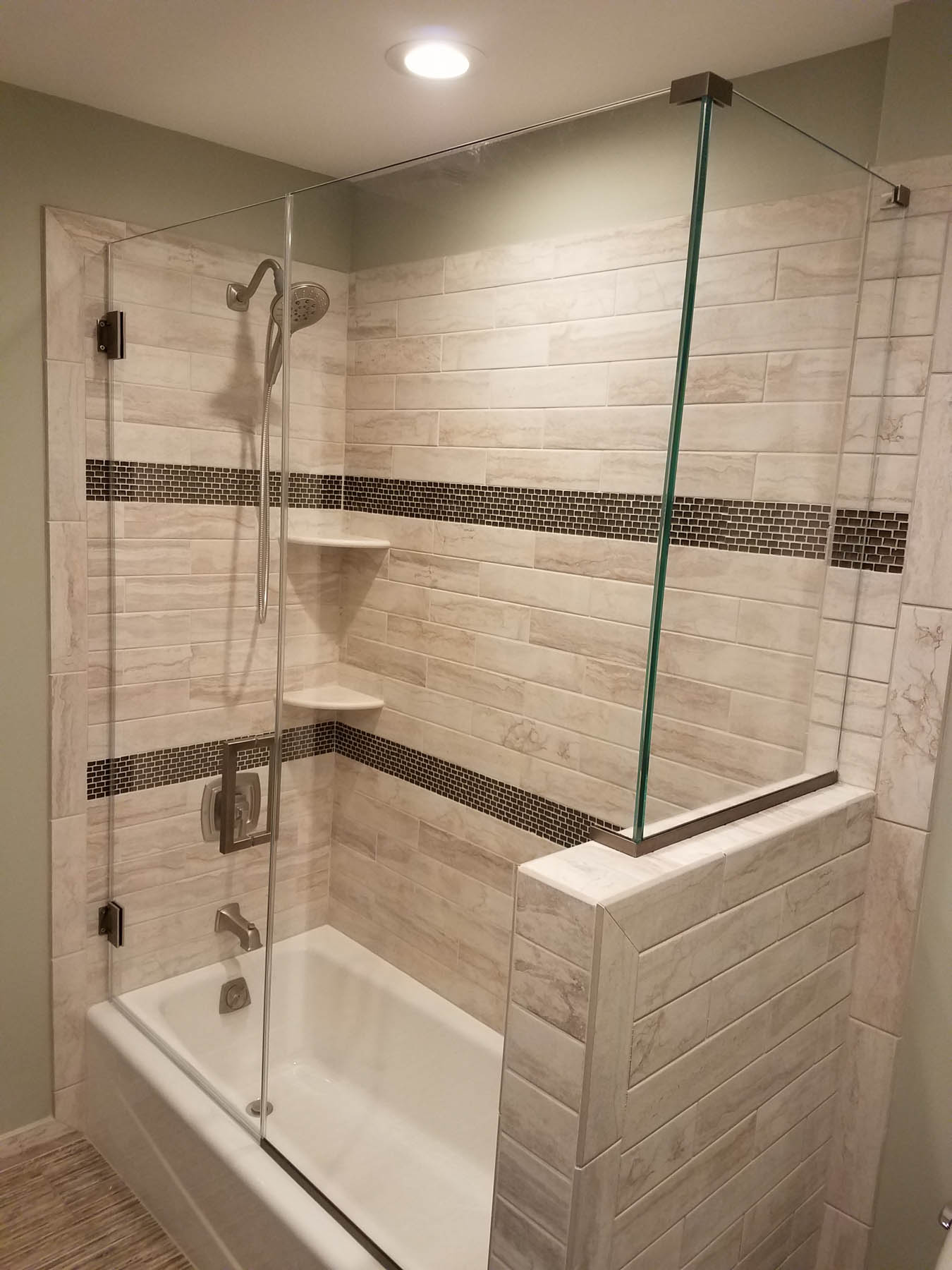Tub Shower Doors 7 New Jersey Allied Glass