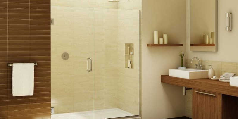 custom showers nj